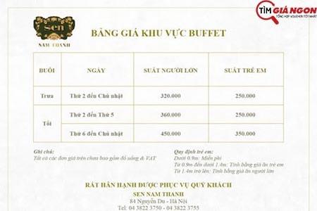 bang-gia-buffet-sen-nam-thanh