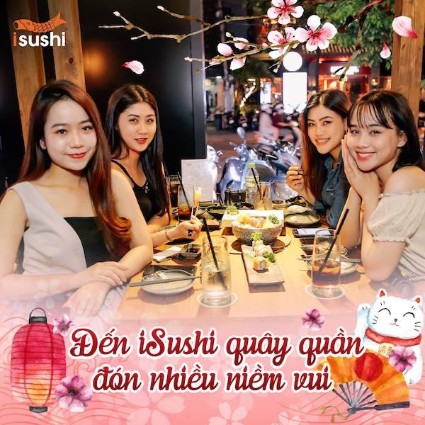 isushi-la-diem-tu-tap-ban-be-ly-tuong