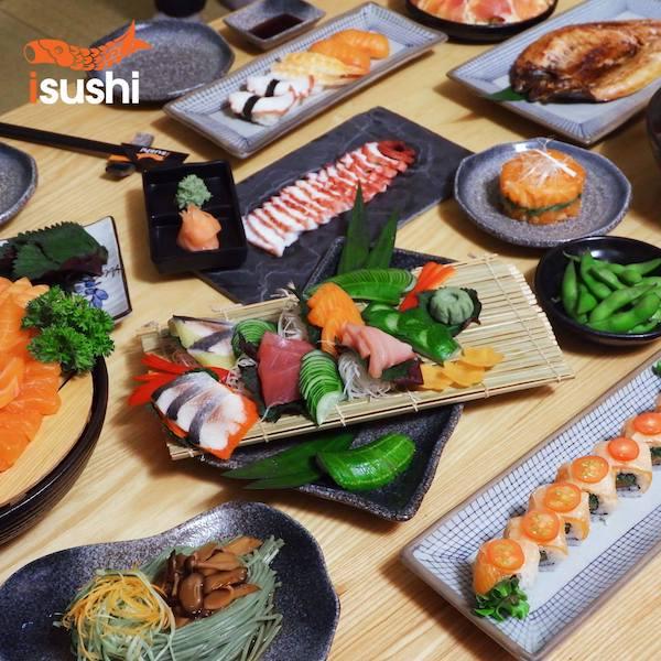 sushi-duoc-trinh-bay-an-tuong